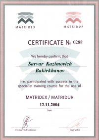 MATRIDEX