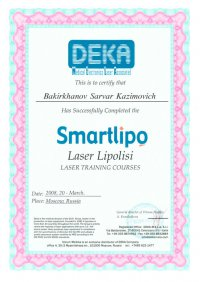 DEKA Laser  Training Courses